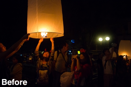 Lantern Light_before